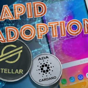 Here's What Accelerates Adoption - STELLAR + SAMSUNG with CARDANO Decentralized ID & Folgers Coffee