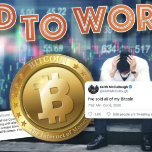Risk Management CEO Sells ALL BITCOIN. Stimulus Bill CANCELLED! Here's How It Gets WORSE From Here.