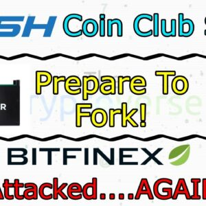 Dash Coin Club Scam / Bitmain Prep For UASF BIP148 / Bitfinex IOTA Attack (The Cryptoverse #283)