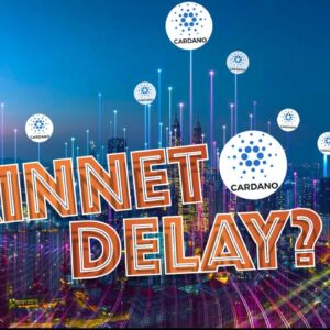 CARDANO WILL BE a TOP 3 CRYPTO WITH The MAINNET Launch. Here's WHY. Will There Be MASSIVE DELAYS?