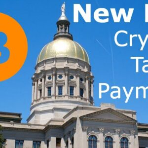 Good Crypto News: Pay Georgia State Tax In Crypto / Binance Reduce Fees / LitePay CEO Interview
