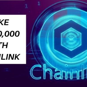 CHAINLINK MILLIONAIRE IN 2021!!? Trading Strategy, News, Price Prediction, Covering Ethereum & More