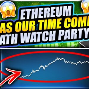 ETHEREUM HEATING UP TO A MASSIVE PUMP TO $3,000!! PROOF BITCOIN IS GOING TO $100,000 NEXT MONTH!!!