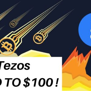 Tezos Road To $100 Explained - Price Prediction 2021, News, Technical Analysis, VS Ethereum