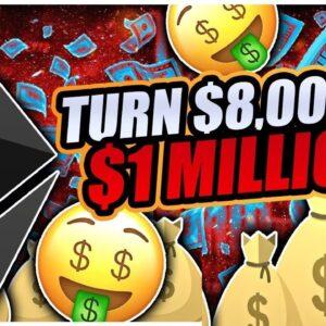 ETHEREUM $10,000 PUMP INEVITABLE!!! BITCOIN WILL HIT $70,000 SOON!!!! Technical Analysis, news