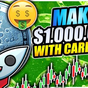 10,000 CARDANO WILL MAKE YOU RICH!!!!!