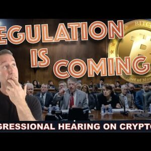 5 TAKEAWAYS FROM THE BITCOIN CONGRESSIONAL HEARING on REGULATION