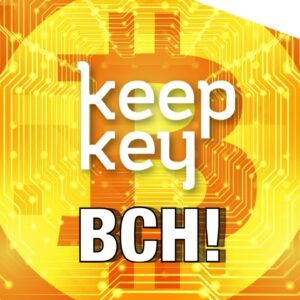 KeepKey Support Bitcoin Cash 💸 / MyEtherWallet Gift Cards / Cryptocurrency On Moscow Stock Exchange