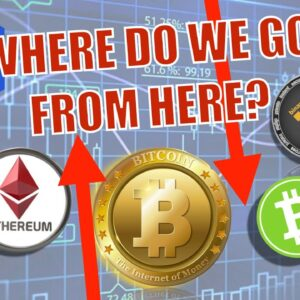 🔺or 🔻- WHERE DO WE GO FROM HERE? One Thing Is For Sure...
