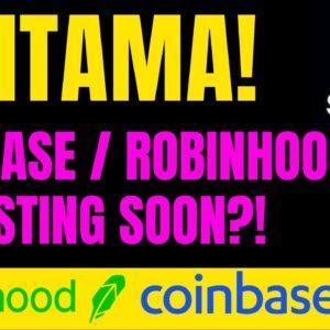 SAITAMA TOKEN - WILL IT GET LISTED ON COINBASE & ROBINHOOD? (SAITAMA INU NEWS)