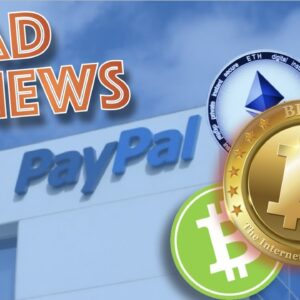 REPORT: MAJORITY of PAYPAL USERS To Use Bitcoin & Crypto for GOODS & SERVICES. Why This is BAD NEWS.