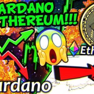 CARDANO TO 10X AND SMASH ETHEREUM!!!?? Price Prediction, Technical Analysis, News