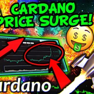 CARDANO WILL MAKE YOUR DREAMS COME TRUE!!! BITCOIN PUMPING STRAIGHT TO $50K!!!
