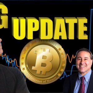 BIG UPDATES WITH VOYAGER CEO STEVE EHRLICH. LIVE