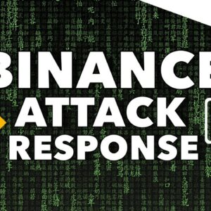 Binance Keeps Their Crown 👑 In Response To Latest Attack