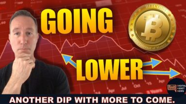 BITCOIN AND CRYPTO DIPS AGAIN BUT HERE'S THE GOOD NEWS...