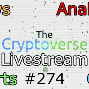 Guidance On UASF BIP 148 Bitcoin Chain Split, Technical Analysis and Markets (The Cryptoverse #274)