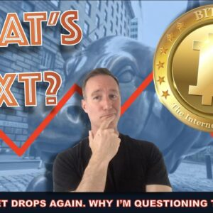 BITCOIN & CRYPTO MARKET SHAKEOUT. TIPS FROM INSIDERS ON WHAT'S NEXT