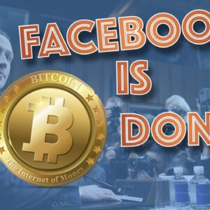 BREAKING: Facebook Being BROKEN UP via ANTITRUST LAW. What This Means For BITCOIN & Cryptocurrency