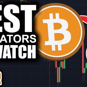 Bullish Bitcoin Pattern Emerging (Top Indicators To Watch)