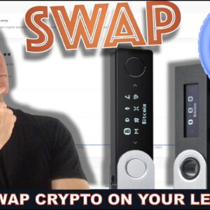 BUY AND SWAP CRYPTO ON YOUR LEDGER LIVE (USA AVAILABLE)