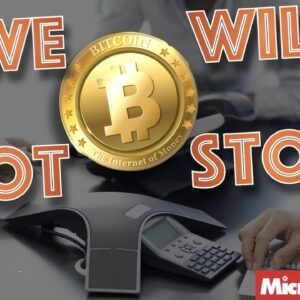 BOMBSHELL: Q3 EARNINGS CALL FOR MICROSTRATEGY REVEALS DOMINATION PLAN FOR BITCOIN. Ledger SWAP