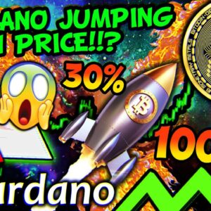 CARDANO 3X TO $3!!! BINANCE COIN IS THE REAL ETHEREUM KILLER!!!!??