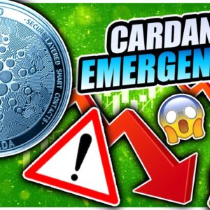 CARDANO ABOUT TO FALL OFF A CLIFF!!!!!?