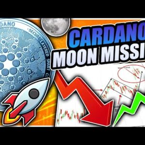 CARDANO DEAD CAT BOUNCE BEFORE CRASH TO $0.6!!!??