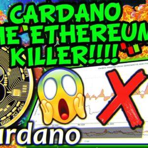 CARDANO IS THE ETHEREUM KILLER!!!?? CRYPTO MILLIONAIRE 2021!!!!!