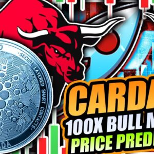 CARDANO IS UNSTOPPABLE!!! Price Prediction, Technical Analysis, News