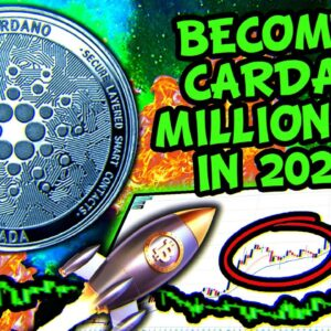 CARDANO MILLIONAIRE IN 2021!!!? NEWS, TECHNICAL ANALYSIS, GAME PLAN 2021!!
