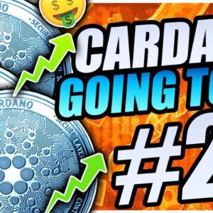 CARDANO NEW RALLY STARTING NOW!!!! ETHEREUM HODLERS WILL GET RICH!!!