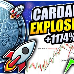 CARDANO RALLY WILL MELT FACES!!! $5 00 INCOMING!!! CAN ETHEREUM KEEP UP!!!