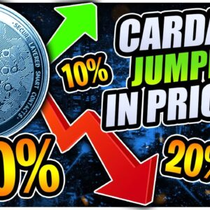 CARDANO READY TO 3X AGAIN TO $3!!! ETHEREUM EIP 1559 MOON PUMP TO $20,000!!!