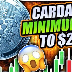 CARDANO REVERSAL TO $2.00!!!! ETHEREUM FOMO TO $3,000!!!