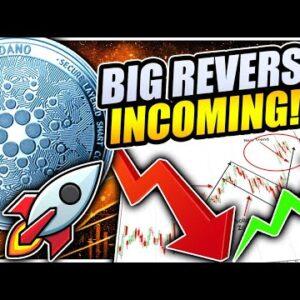 CARDANO REVERSAL TO $3.00!!!? ETHEREUM 2.0 PUMP TO $4,000!!!!!