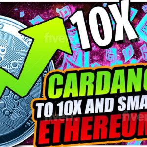 CARDANO TO 10X AND SMASH ETHEREUM!!!?? BITCOIN GOING TO LOSE #1 SPOT!!???