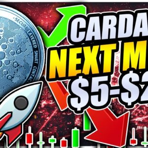 CARDANO TO PUMP OR DUMP!!?? ETHEREUM BREAKING $2,000 INCOMING!!!