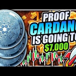 CARDANO TO PUMP TO $2.20 TODAY!!!! ETHEREUM BACK TO $3,000!!!???