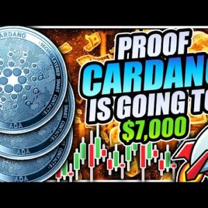 CARDANO TO PUMP TO $2.30 TODAY!!!?? ETHEREUM BACK TO $3,000!!!