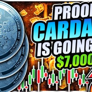 CARDANO TO PUMP TO $2.40 TODAY!!!?? ETHEREUM BACK TO $3,000!!!?