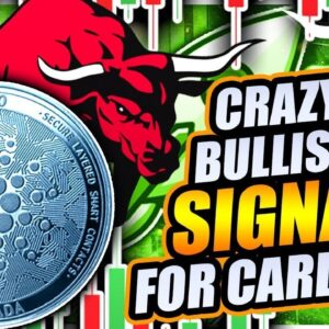 CARDANO TO SKYROCKET TO $10.00!!!! BITCOIN GETTING READY TO PUMP TO $70,000!!