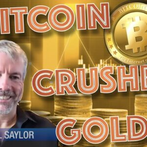 BILLION DOLLAR COMPANY CEO Explains JUST HOW INFERIOR GOLD is to BITCOIN & WHY There's NO CHOICE.