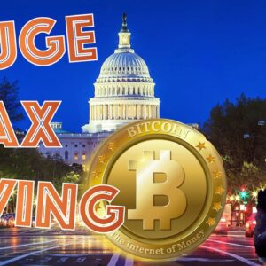 Do YOU Pay TAXES? Watch This Video! Plus INSTITUTIONAL DOMINANCE of Bitcoin and ETHEREUM 2.0!
