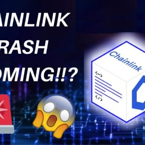 CHAINLINK CRASH TO $9 BEFORE RALLYING TO $100!!! Best Trade Of 2021!!
