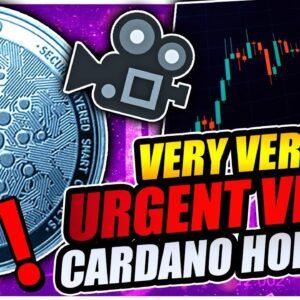 CHARLES HOSKINSON HINTING $2.00 CARDANO INCOMING!!!??