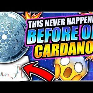 CHINA BAN CRASHING CARDANO & BITCOIN!!??? BEAR MARKET 2021??