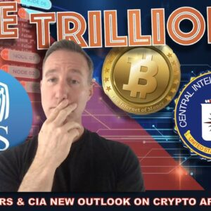 CIA BITCOIN & CRYPTO REPORT PUTS GOVERNMENT ON NOTICE. IRS PUSHES BACK.