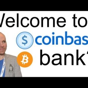 Coinbase Becoming A Bank / Spend Crypto On CheapAir.com